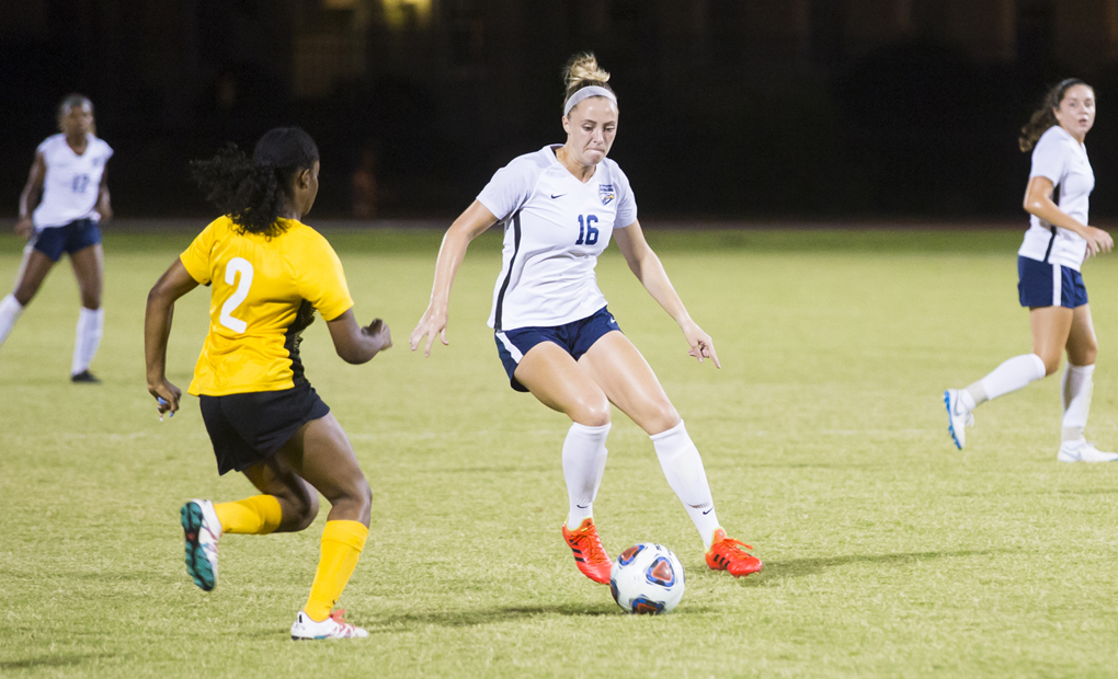 Emory Women's Soccer Blanks Berry College, 3-0