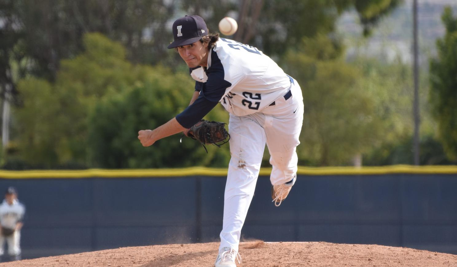 Baseball team turns it on to defeat West LA, 9-2