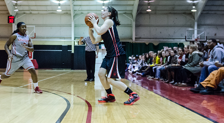 Women's Basketball Upended By Cazenovia, 79-65