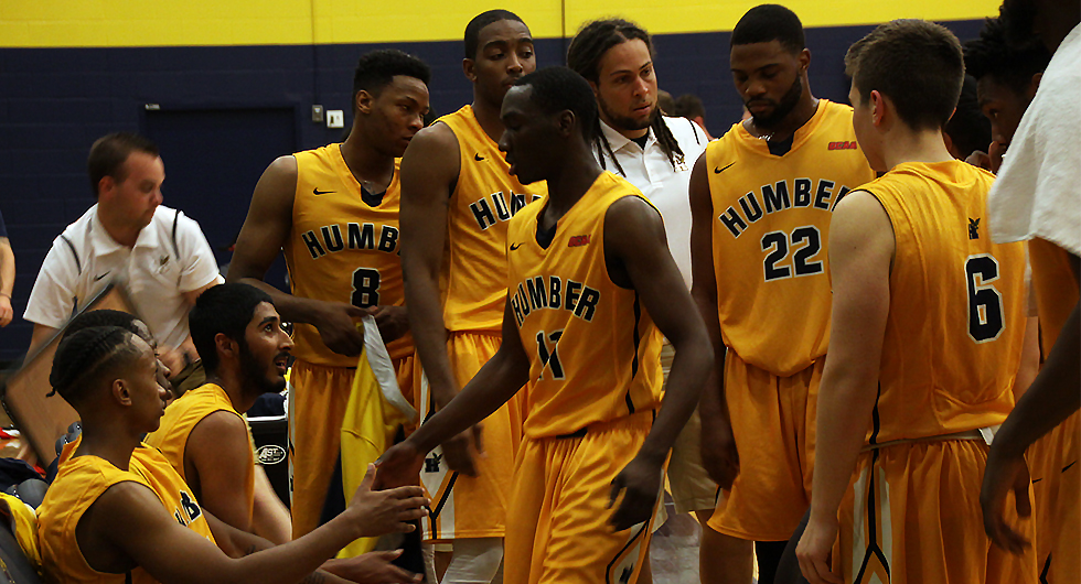 MEN'S BASKETBALL HEADED TO LAMBTON