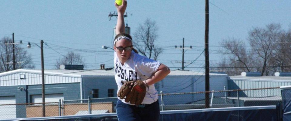 Softball Defeats Valley Forge Christian