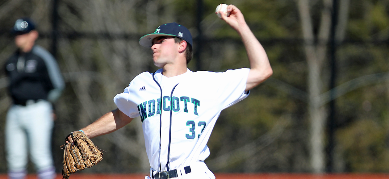 Morse Pitches Endicott into NCAA New England Regional Final