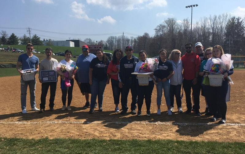 Softball Celebrates Senior Day with the Regular Season Finale