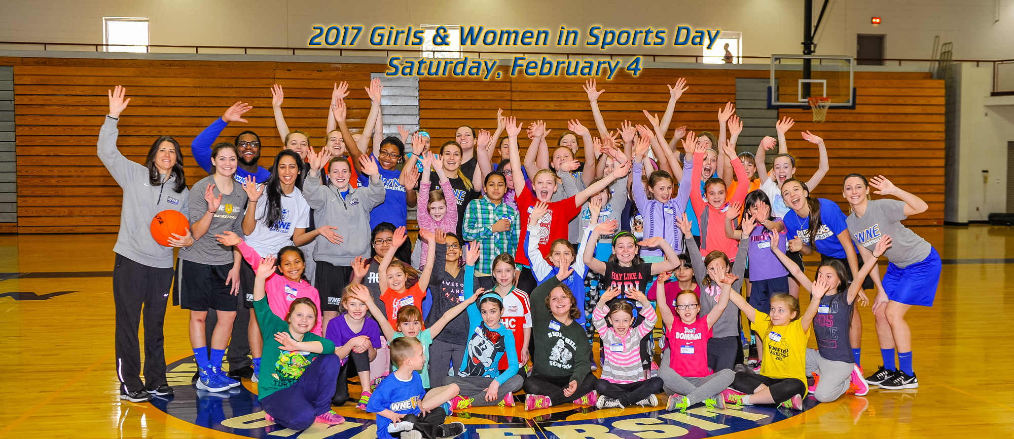 Western New England to Host 17th Annual Girls & Women in Sports Day on Saturday, February 4