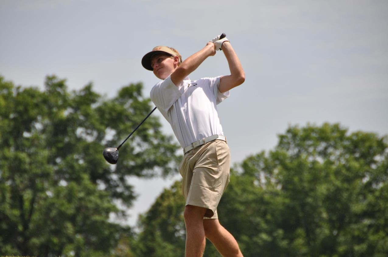 Golf: Panthers ninth after two rounds at the Gordin Classic