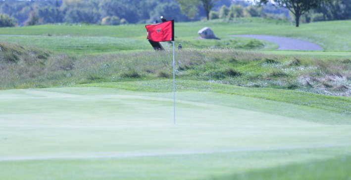 Otto shoots 76, Men's Golf places 8th at McNaughton Invitational