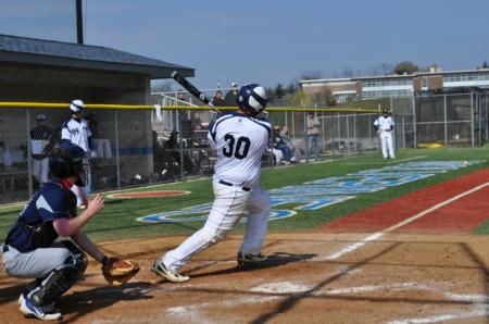 Baseball Gets Back on Track With Sweep of Penn State Hazleton