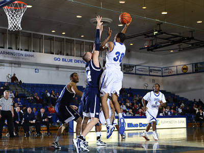 Men's Hoop Back Home on Wednesday Night Hosting Brown