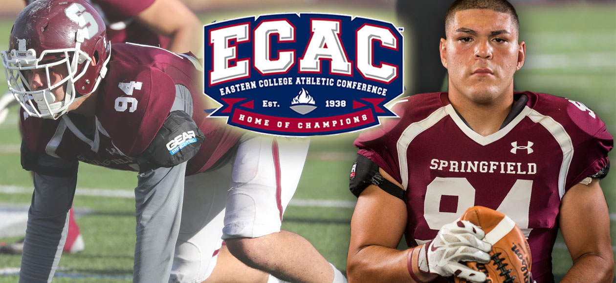 Giorgio Named to ECAC North All-Star First Team