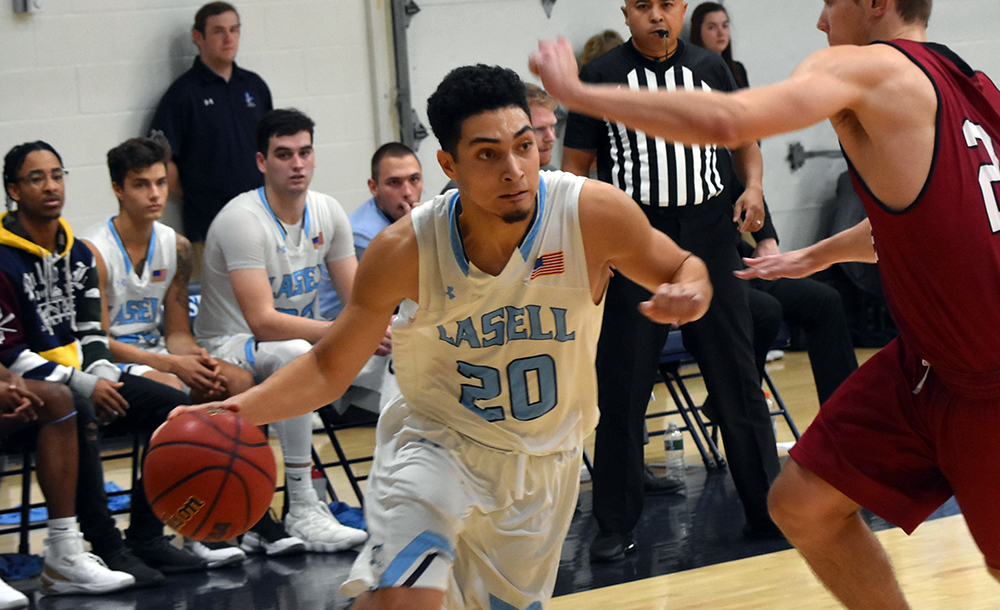 MBK: Lasell pulls out OT win at Dean; Lasers overcome 14-point second-half deficit