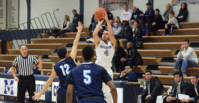 Men's Basketball Video Recap Against John Jay