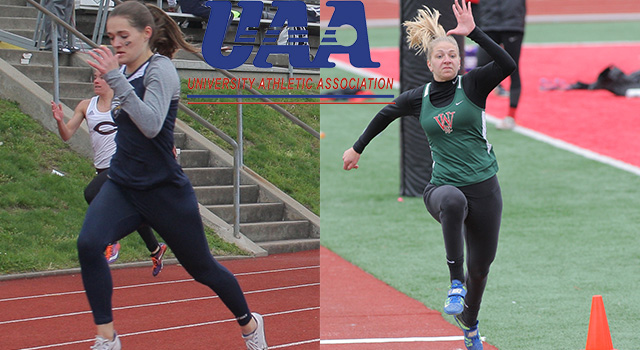 UAA Announces 2018 Women's Outdoor Track & Field Championship Awards
