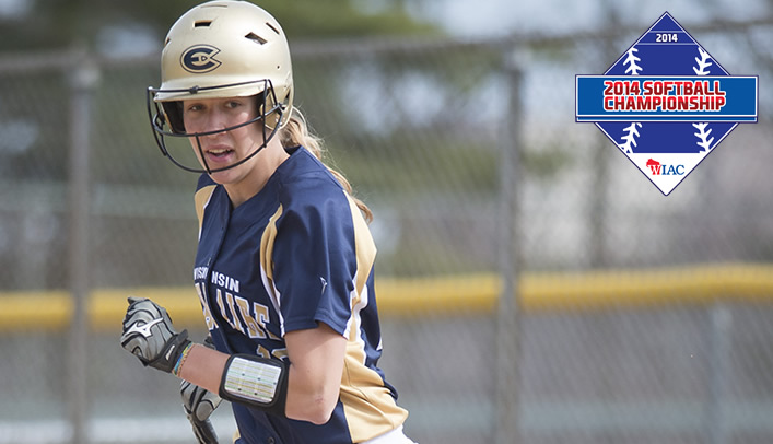 Softball Starts WIAC Championship with Win over Oshkosh