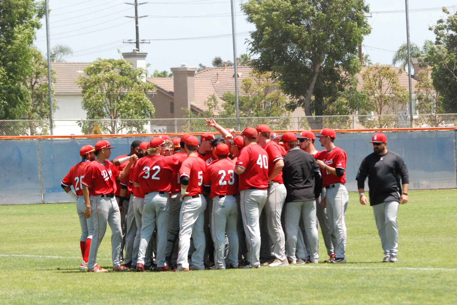 Santa Ana Throws First Punch but Drops Series to OCC in Three