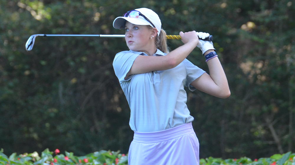 Tech women's golf team to wrap up fall at Town and Country Invitational in Nashville