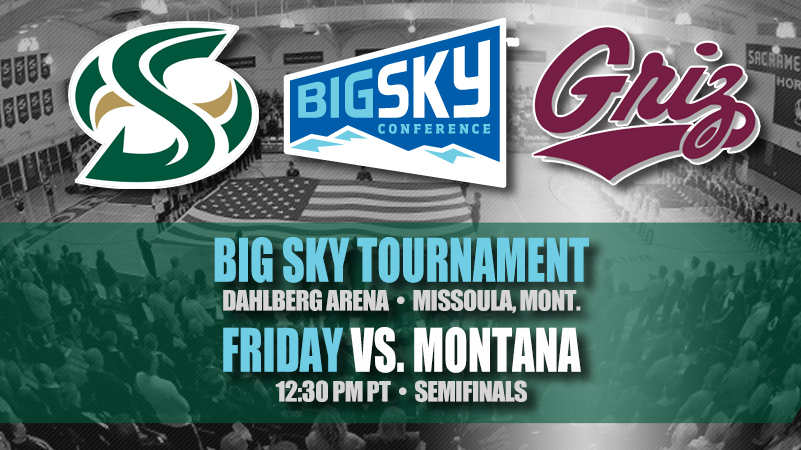 WOMEN'S BASKETBALL MEETS MONTANA ON FRIDAY IN BIG SKY TOURNEY SEMIFINALS