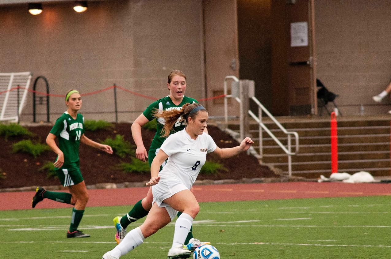 Women's Soccer Visits Gordon for Midweek Match