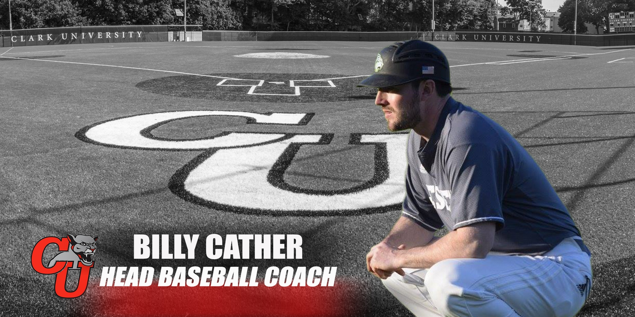 Billy Cather Named Clark University Head Baseball Coach