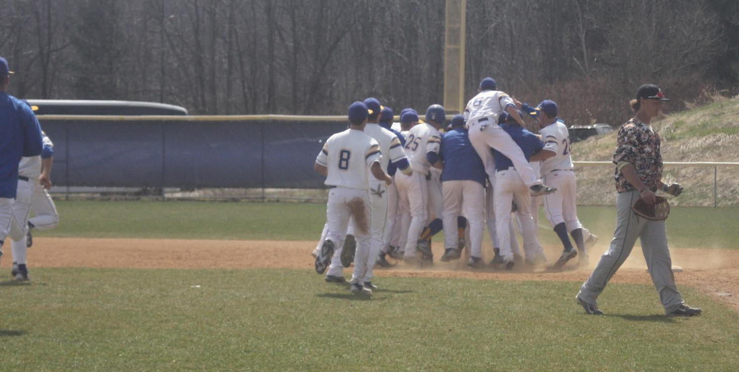 Alfred State Baseball vs  SUNY Canton - Alfred State College