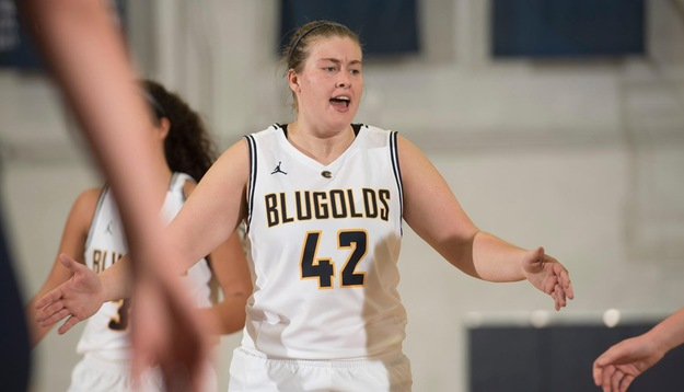 Dominant third quarter propels Blugolds to win