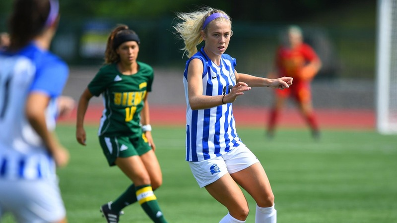 Five Blue Devils Score in 6-1 Win over Wagner