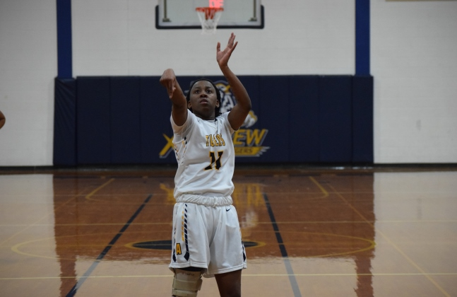 Tytianna Roseborough goes for 22 points in win over Southern Crescent Tech
