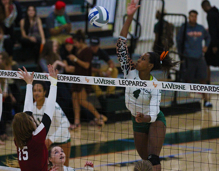Volleyball makes quick work of Occidental