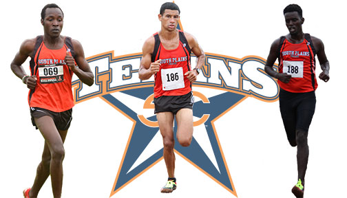 Kibiwott leads Texan Cross Country to team title at NMJC Open