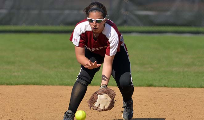 Softball falls to Moravian