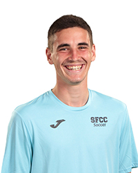Niko Burns, Men's Soccer