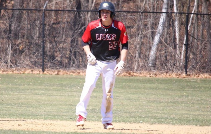 Baseball Splits Thrilling Doubleheader at Wentworth to Wrap Up Spring