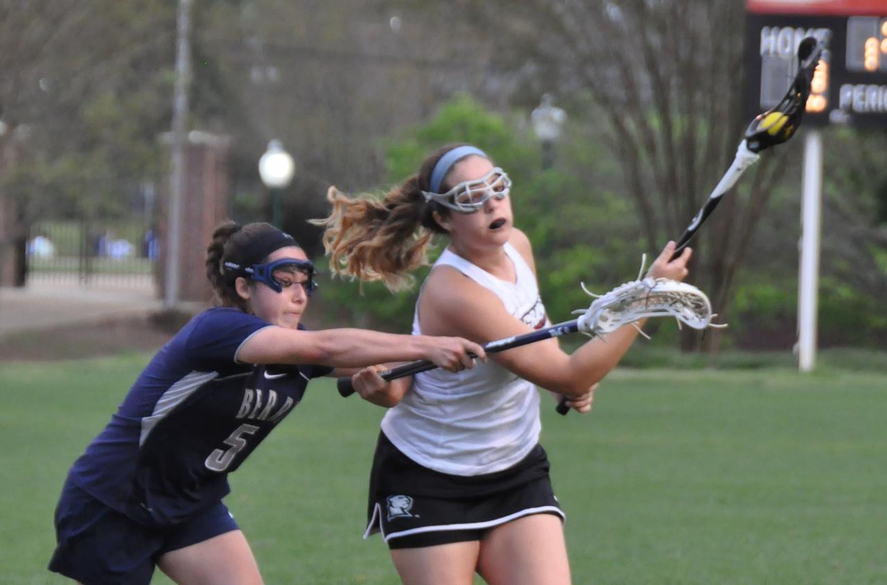 Lacrosse: Berry pulls away from Panthers to take non-conference win