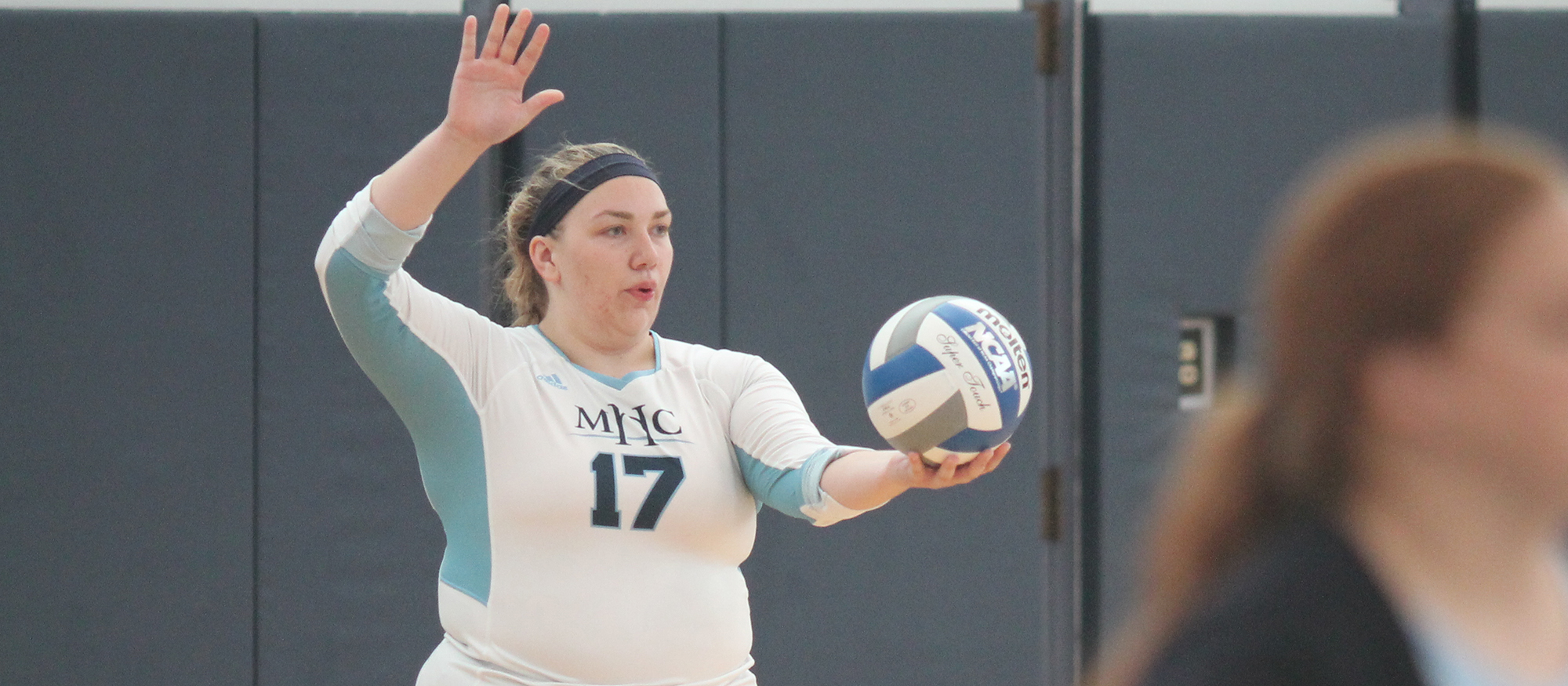 Westfield State Sweeps Volleyball, 3-0, in Non-Conference Play