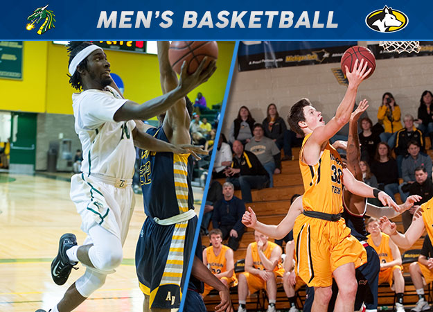 #GLIACMBB Saturday: Tiffin Upsets No. 1 Saginaw Valley; LSSU Survives Battle at Findlay