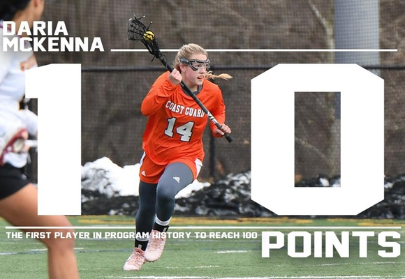 McKenna's Nets 100th Career Point in Bears Non-Confence Victory