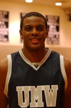 UMW's J.R. Gray Named CAC Player of the Week