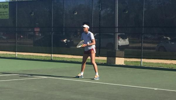 Women's Tennis Drops Tough Contest to TLU