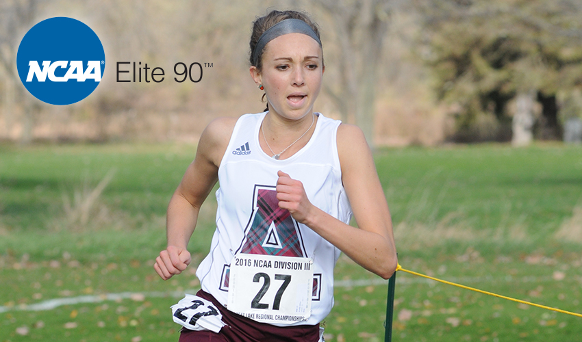 Kaitlyn Arnold wins Elite 90™ Award