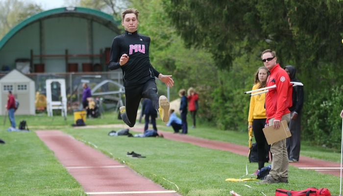 Track & Field competes at North Central and Ohio Wesleyan Last Chance Meets