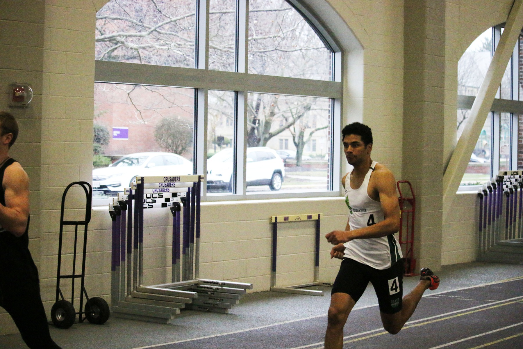 Men's Track and Field Travels to Wittenberg