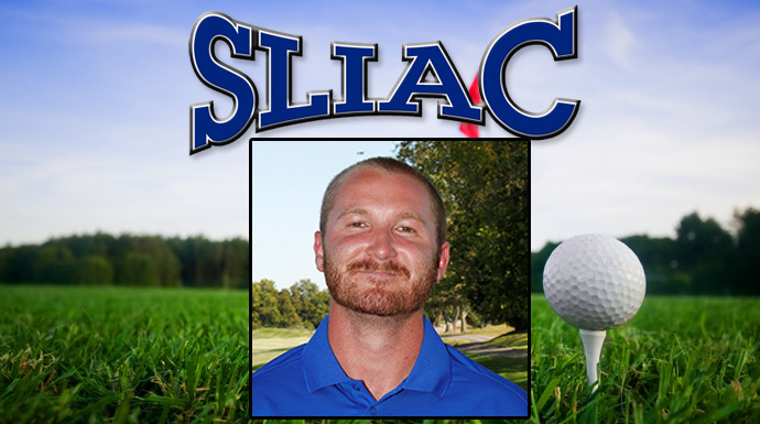 Irwin Named SLIAC Golf Player of the Week