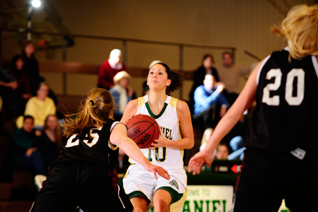 Cold shooting sinks McDaniel