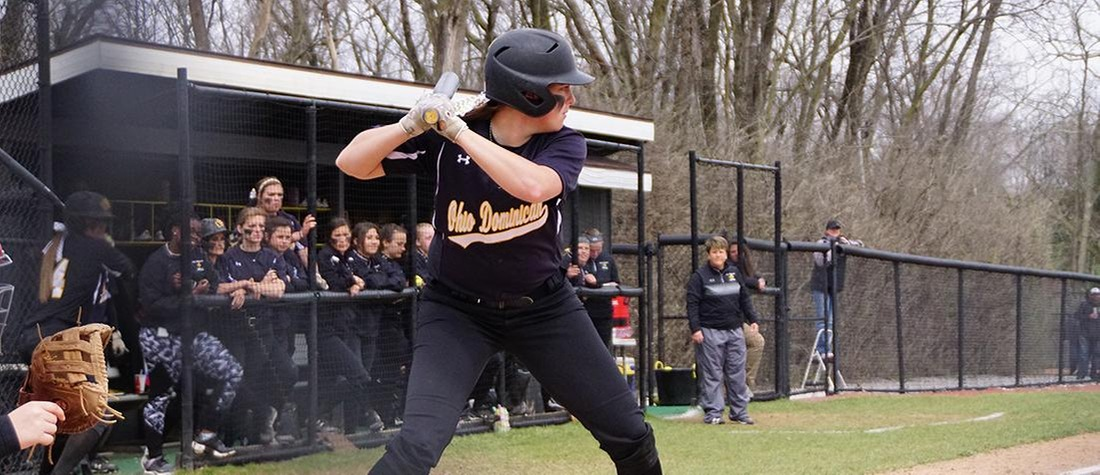 Softball Splits Doubleheader with Ashland