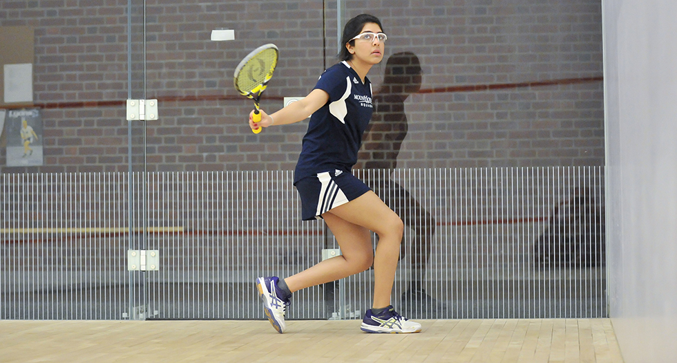 Lyons Squash Picks Up Fourth Straight Victory Over Conn College