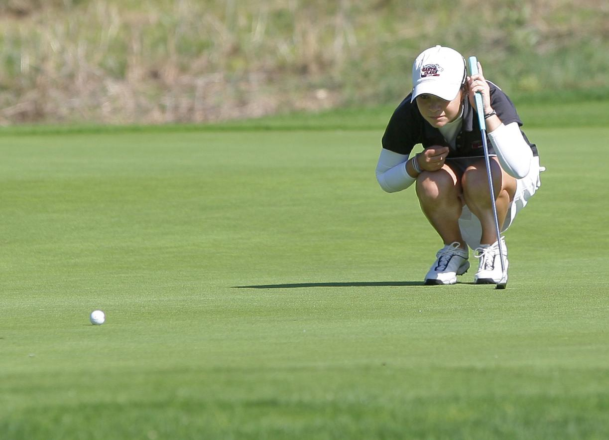 SCU Women's Golf Season in Review 2010-11