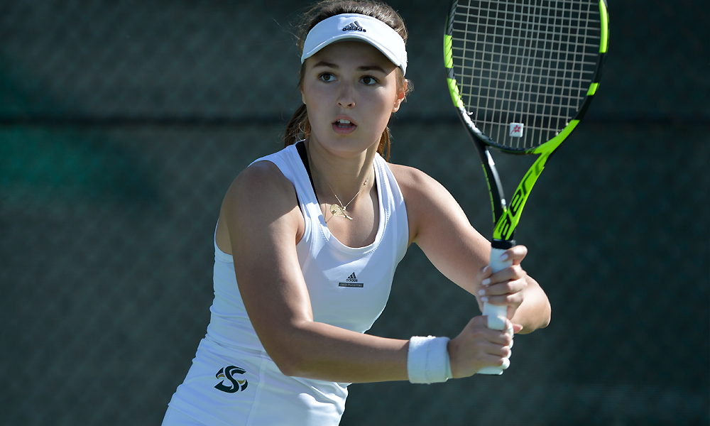 WOMEN'S TENNIS EARNS BIG SKY WINS OVER WEBER STATE, IDAHO STATE