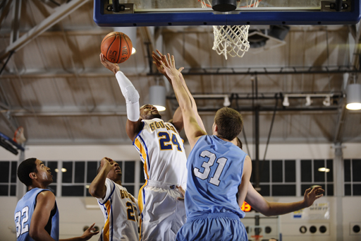 Goucher Heads to D-I Navy for Wednesday Night Exhibition