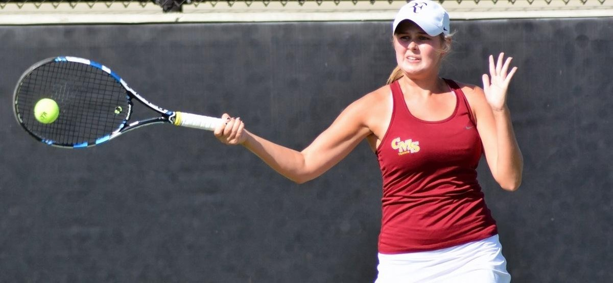 CMS Women's Tennis Has Five Advance to Quarterfinals in ITA West Regionals,