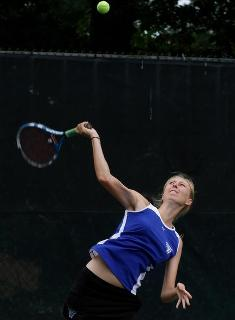 Wellesley Tennis Defeats Emerson, 7-2