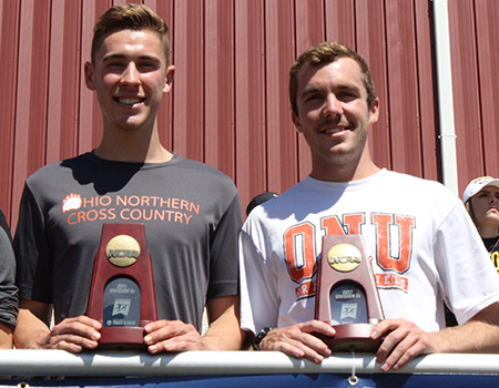 Schalois and Molinaro earn All-America honors to lead Men's Outdoor Track & Field on final day of 2017 NCAA Div. III Outdoor Track & Field National Championships